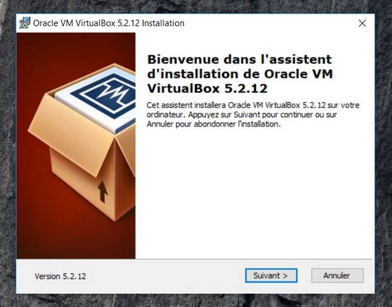 gratuitement oracle vm virtualbox