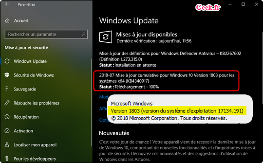 windows_10_KB4340917-accueil
