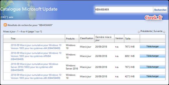 windows-10-1803-KB4458469-catalogue